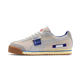 PUMA x ADER ERROR Roma Trainers, Whisper White-Surf The Web, small-IND