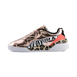 PUMA x SOPHIA WEBSTER Aeon Women's Trainers, Rose Gold, small