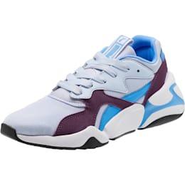 Nova Funky Sneakers JR, Heather-Blue Glimmer, small