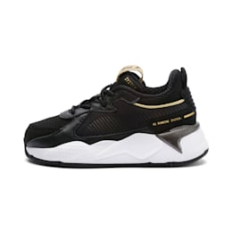 RS-X Trophy AC Toddler Shoes, Puma Black, small