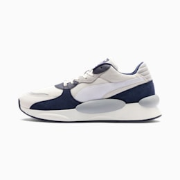 RS 9.8 Space Men's Sneakers, Whisper White-Peacoat, small