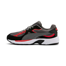 Axis Plus SD Trainers, CASTLEROCK-Black-Red-White, small
