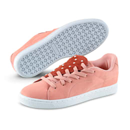 Suede Crush Pearl Studs Women's Trainers