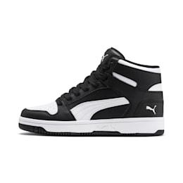PUMA Rebound LayUp Mid Sneakers JR