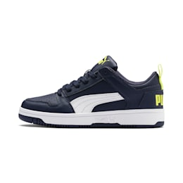 Rebound Lay-Up Lo Youth Trainers
