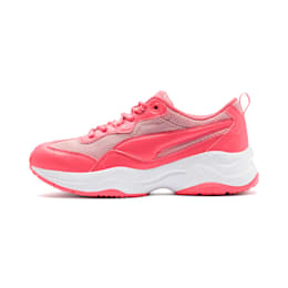 Cilia Youth Trainers, Calypso Coral-B Rose-White, small