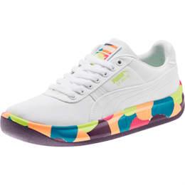 GV Special Silly Sneakers JR, Puma White-Indigo, small