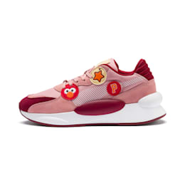 Buy Puma Girl's Sesame Str 50 RS 9.8 Jr Bridal Rose Rhubarb