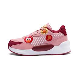 Sesame Street 50 RS 9.8 Kids' Shoes, Bridal Rose-Rhubarb, small-IND