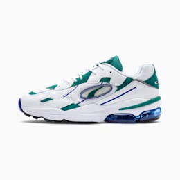 CELL Ultra OG Pack Sneakers, Puma White-Teal Green, small