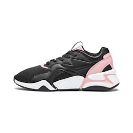 Basket Nova pour femme, Puma Black-Bridal Rose, small