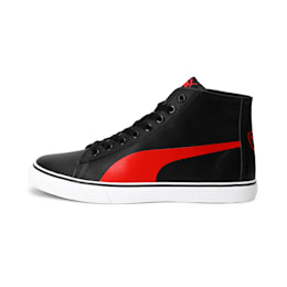 Carve Mid SL IDP, Puma Black-High Risk Red, small-IND