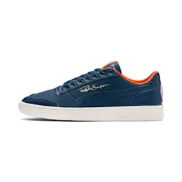 Ralph Sampson Lo Virginia Sneaker, Gib.Sea-Marshmallow-J.Orange, small