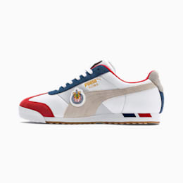 Chivas Roma Sneakers, Puma White-High Risk Red, small