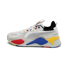RS-X Colour Theory Trainers, Whisper White-Puma Black, small-IND