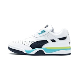 Palace Guard Wings Women's Sneakers, Puma White-Peacoat, small