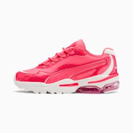 CELL Stellar Neon Damen Sneaker, Pink Alert-Heather, small