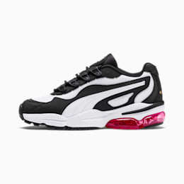 CELL Stellar Damen Sneaker, Puma White-Puma Black, small