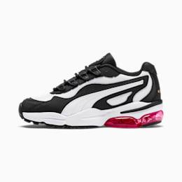 CELL Stellar Women's Sneakers, Puma White-Puma Black, small