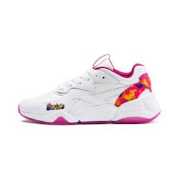 Nova x Barbie Flash Women's Sneakers, Puma White-CABARET, small