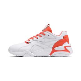 Nova x Pantone 2 Women's Sneakers, Puma White-Living Coral, small