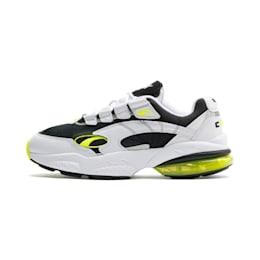 CELL Venom Hype Sneaker, Pu Black-P White-Yell Alert, small