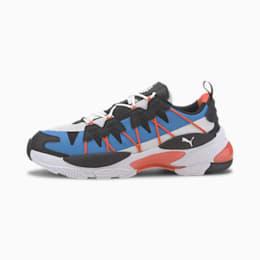 LQD CELL Omega Striped Kit Running Shoes