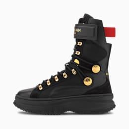 PUMA x BALMAIN DEVA-støvler til kvinder, Puma Black, small