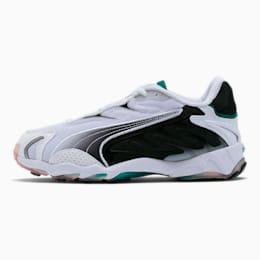 Inhale Flares Women's Sneakers, Puma White-Puma Black, small