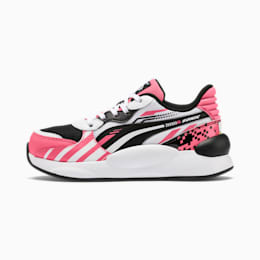 PUMA x SONIC RS 9.8 Kids' Trainers, Bubblegum-Puma White, small