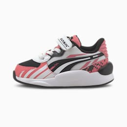 SEGA RS 9.8 SONIC AC Babies' Trainers, Bubblegum-Puma White, small-SEA