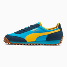Fast Rider OG Men's Sneakers, Hawaiian Ocean-Spectr Yellow, small