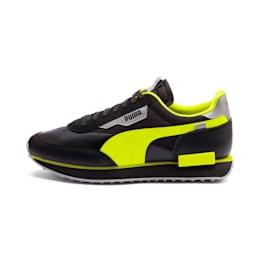 Future Rider Risk Alert sportschoenen, Puma Black-Safety Yellow, small