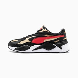 Basket RS-X3 Chinese New Year, Black-High Risk Red-TeamGold, small