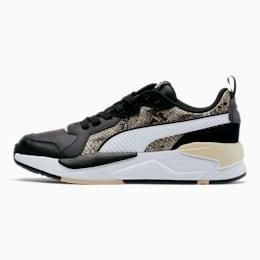 X-RAY Reptile Women's Sneakers, Puma Black-White-Tapioca, small
