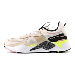 RS-X UNRAVEL WTR ヌバック スニーカー, Pastel Parchment-High Rise, small-JPN