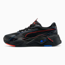 PUMA x SONIC RS-X Black Youth Trainers