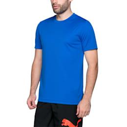 Men s Team Essential Tee, princess blue, small-IND