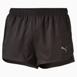 Running Split Shorts, black, small-IND