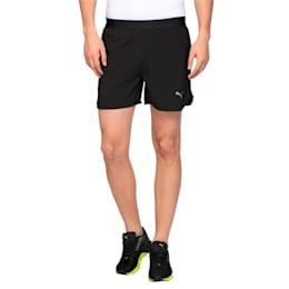 Running Men's Speed Shorts, Puma Black, small-IND