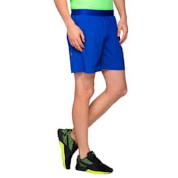 Running Men's Pace Shorts, TRUE BLUE, small-IND