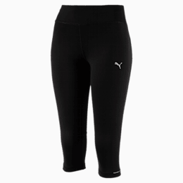 Pantaloni aderenti Running 3/4 donna