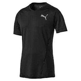 Active Training Men's Power T-Shirt, Puma Black, small-IND