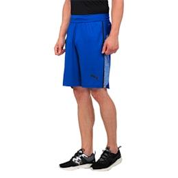 Active Training Men's Bonded Tech Shorts, TRUE BLUE-TRUE BLUE Heather, small-IND