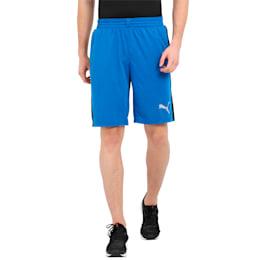 Essential drirelease Men's Training Shorts, Turkish Sea-Puma Black, small-IND