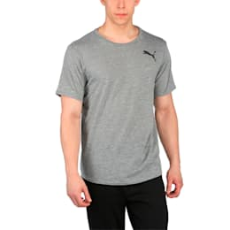 Active Training Men's Dri-Release® Novelty T-Shirt, Medium Gray Heather, small-IND