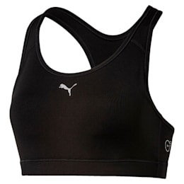 Training Women's PWRSHAPE Forever Padded Bra Top, Puma Black, small-IND