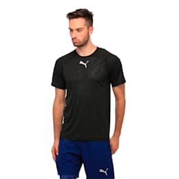 Active Training Men's Vent T-Shirt, Puma Black, small-IND