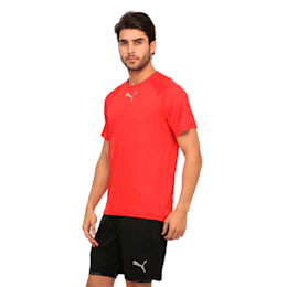 Active Training Men's Vent T-Shirt, Toreador, small-IND