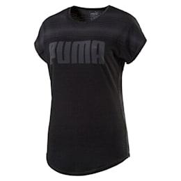 Essential Yogini Tee-graphic, Puma Black, small-IND